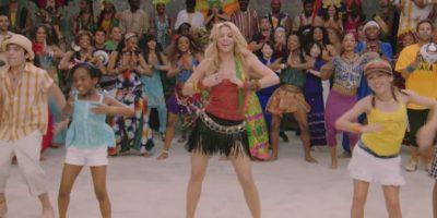 Fue el tema oficial de la Copa del Mundo Sudáfrica 2010, interpretado por la cantante colombiana Shakira. Foto:Vía youtube.com/user/shakiraVEVO