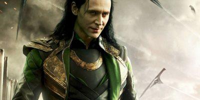 Claro, él interpreta al villano más sexy del momento. Foto:vía Marvel