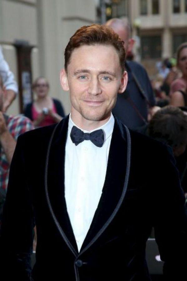 """Él es otro """"nerd"""" que los """"nerds"""" aman también. Tom Hiddleston es experto en Shakespeare y otro de los actores del momento. Foto:vía Getty Images"""