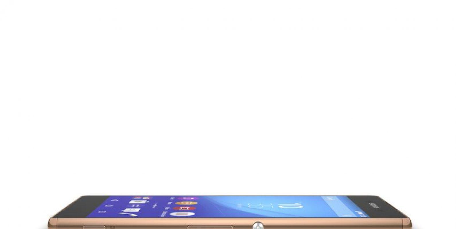 Funciona con el sistema operativo es Android 5.0 Foto:Sony