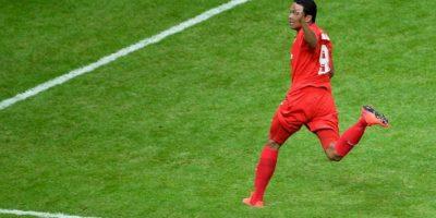 Fue el mejor jugador del partido. Foto:Getty Images