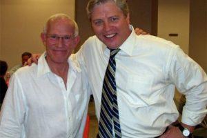 """Como actor de doblaje prestó su voz para las películas de """"Bob Esponja"""" y """"Buzz Light Year"""" Foto:vía facebook.com/Tom-Wilson-Comedy"""