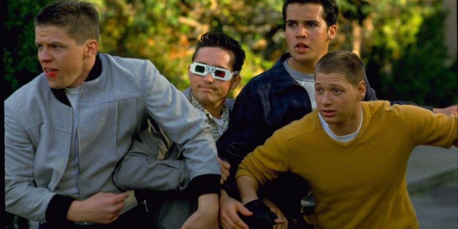 En las películas lo vimos como un adolescente. Foto:vía facebook.com/BTTF