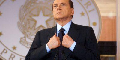 Silvio Berlusconi Foto:Getty Images