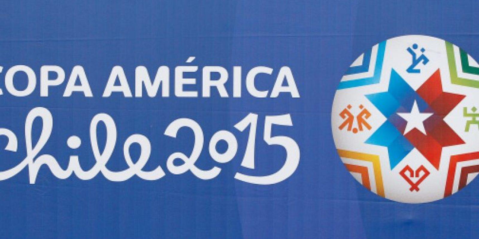 A 99 años de su creación, Chile 2015 será la 44ª edición de la Copa América. Foto:Getty Images