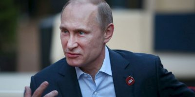 2. Vladimir Putin- Foto:Getty Images