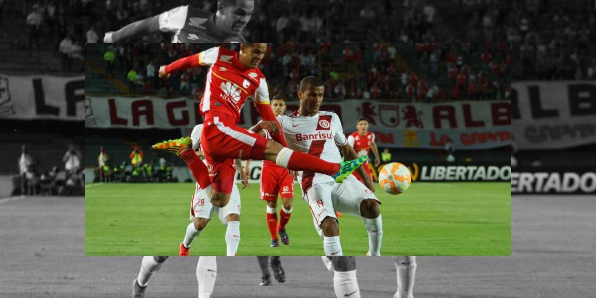 Independiente Santa Fe, va por la hazaña en Brasil