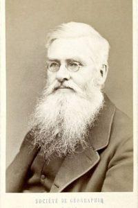 Fue uno de los grandes naturalistas y científicos del siglo XIX. Comenzó a practicar el espiritismo en 1865 y fue uno de sus más grandes defensores.. Foto:vía Wikipedia