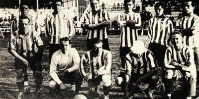 """""""Un proyecto largamente estudiado por el distinguido sportman del Uruguay señor Héctor Gómez"""", escribió el diario """"La Argentina"""" en la edición del 10 de julio de 1916. Foto:Wikimedia"""
