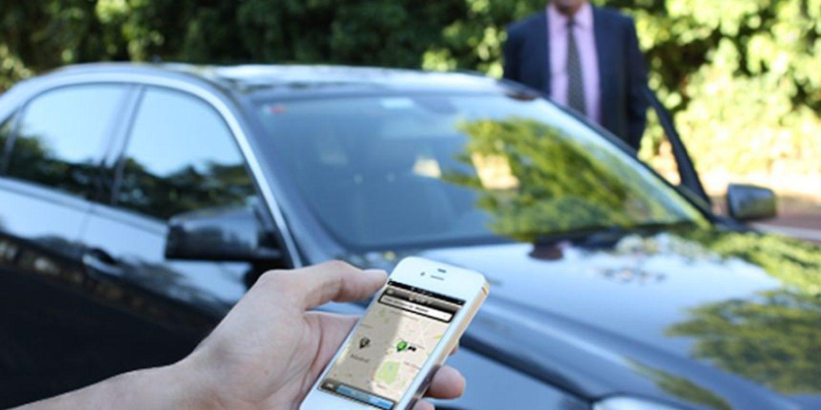 1) Tiene aplicaciones gratis para iPhone y Android. Foto:Cabify. Imagen Por: Cortesía Cabify