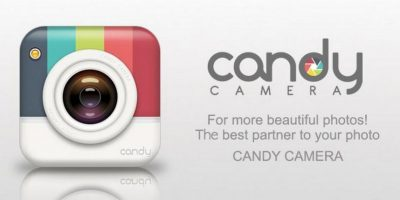 Candy Camera – Gratis para iPhone y Android. Foto: JP Brothers, Inc.