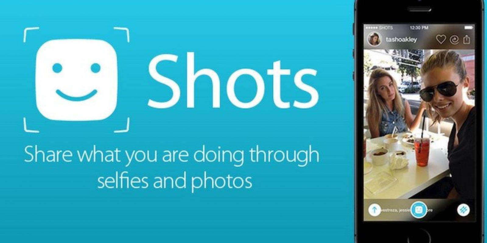 Shots – Gratis para iPhone y Android. Foto:Shots Mobile, Inc.