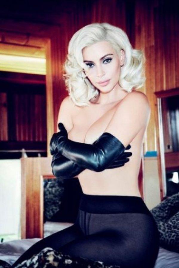 En topless, así fue como la estrella posó para Vogue Brasil Foto:Instagram/VogueBrasil