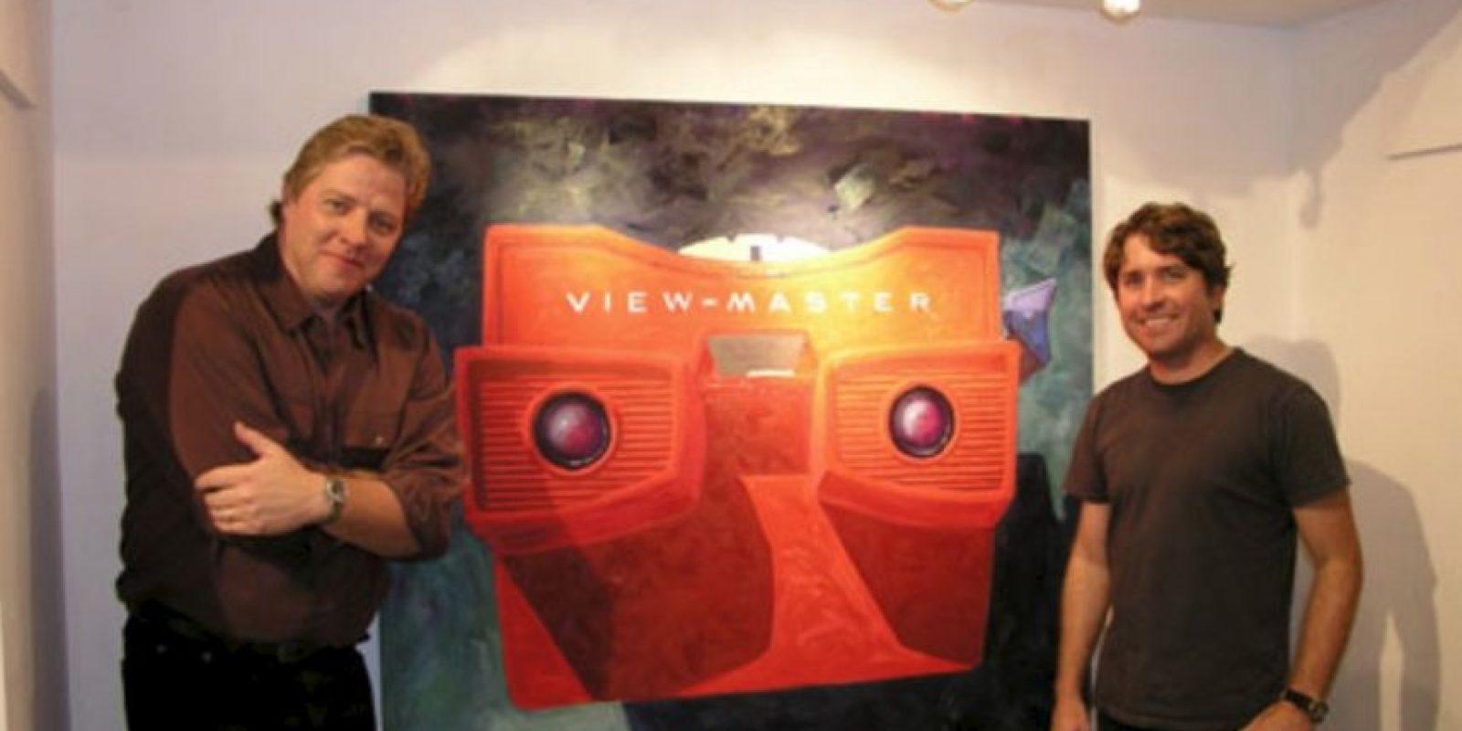 """Incluso tiene una exposición de arte llamada """"Big Pop Fun"""" Foto:bigpopfun.com"""