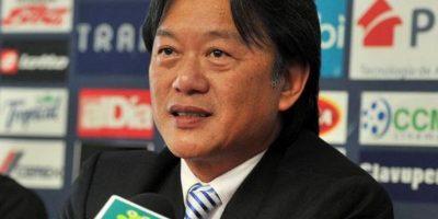 Presidente de la Federación costarricense de fútbol (FEDEFUTBOL) y funcionario de la FIFA Foto:Getty Images