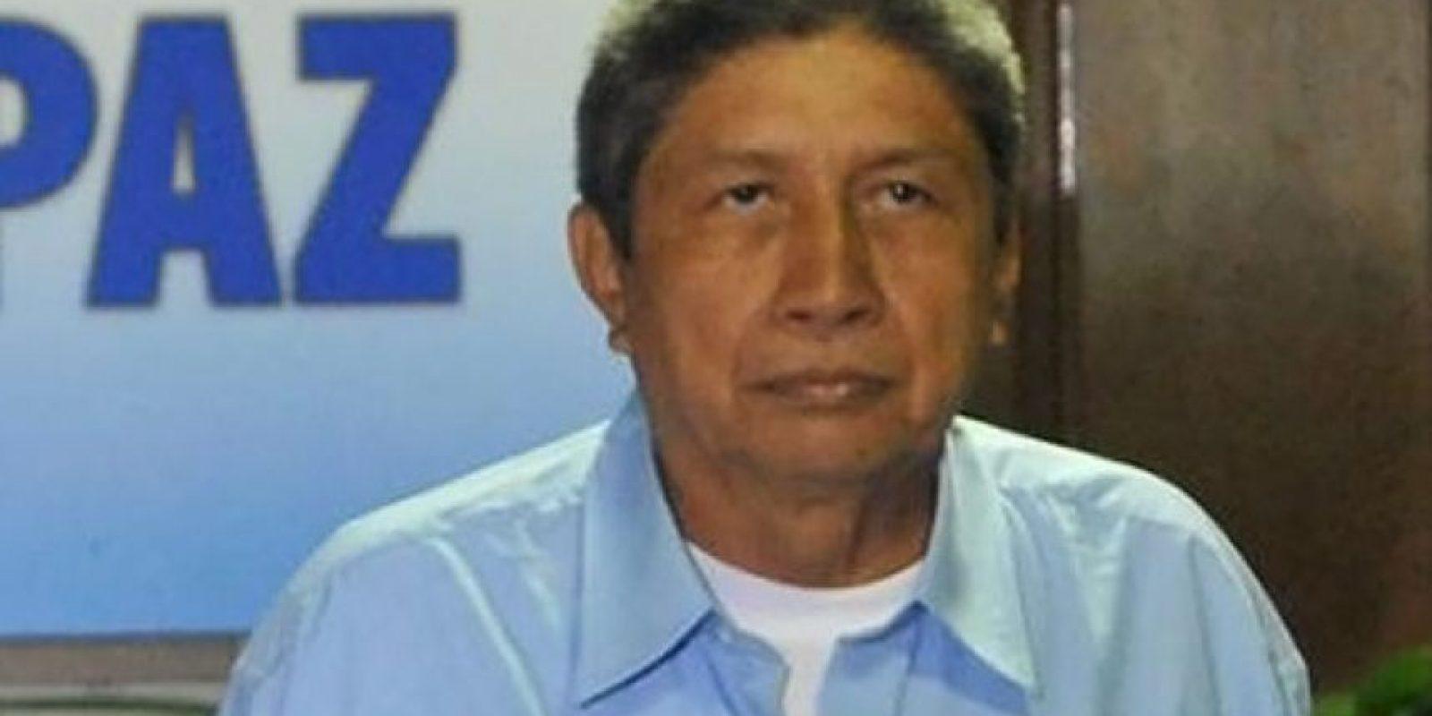 Alias Jairo Martínez (de camisa azul), murió junto a 26 guerrilleros más en un bombardeo de las Fuerzas Militares en Cauca.
