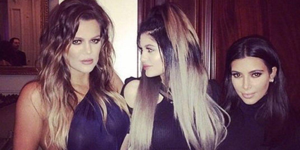 VIDEO: Así fue el accidente automovilístico de las hermanas Kardashian