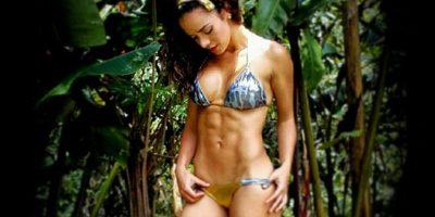 Su cuerpo es uno de los mejores de país. Foto:Instagram Elianis Garrido