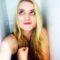 Evanna Lynch es una actriz Irlandesa Foto:vía instagram.com/msevylynch