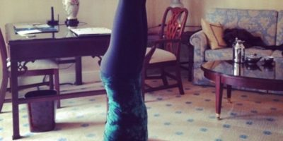 """""""Me di cuenta de que estaba perdiendo cosas en la vida, al ser tan insegura y estar atrapada en mi propio mundo"""", mencionó al diario británico """"The Independent"""" Foto:vía instagram.com/msevylynch"""