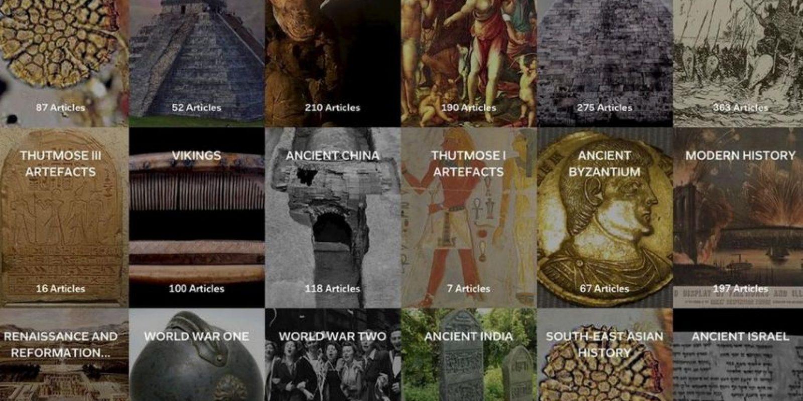 Porque tiene 24 versiones regionales, incluida una para América Latina. Foto:Flipboard