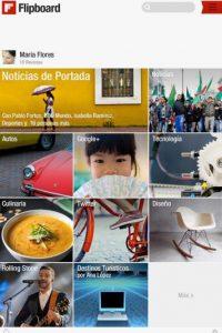Porque revistas como PEOPLE, BBC Mundo, National Geographic, Vogue, entre otras, están en la aplicación. Foto:Flipboard