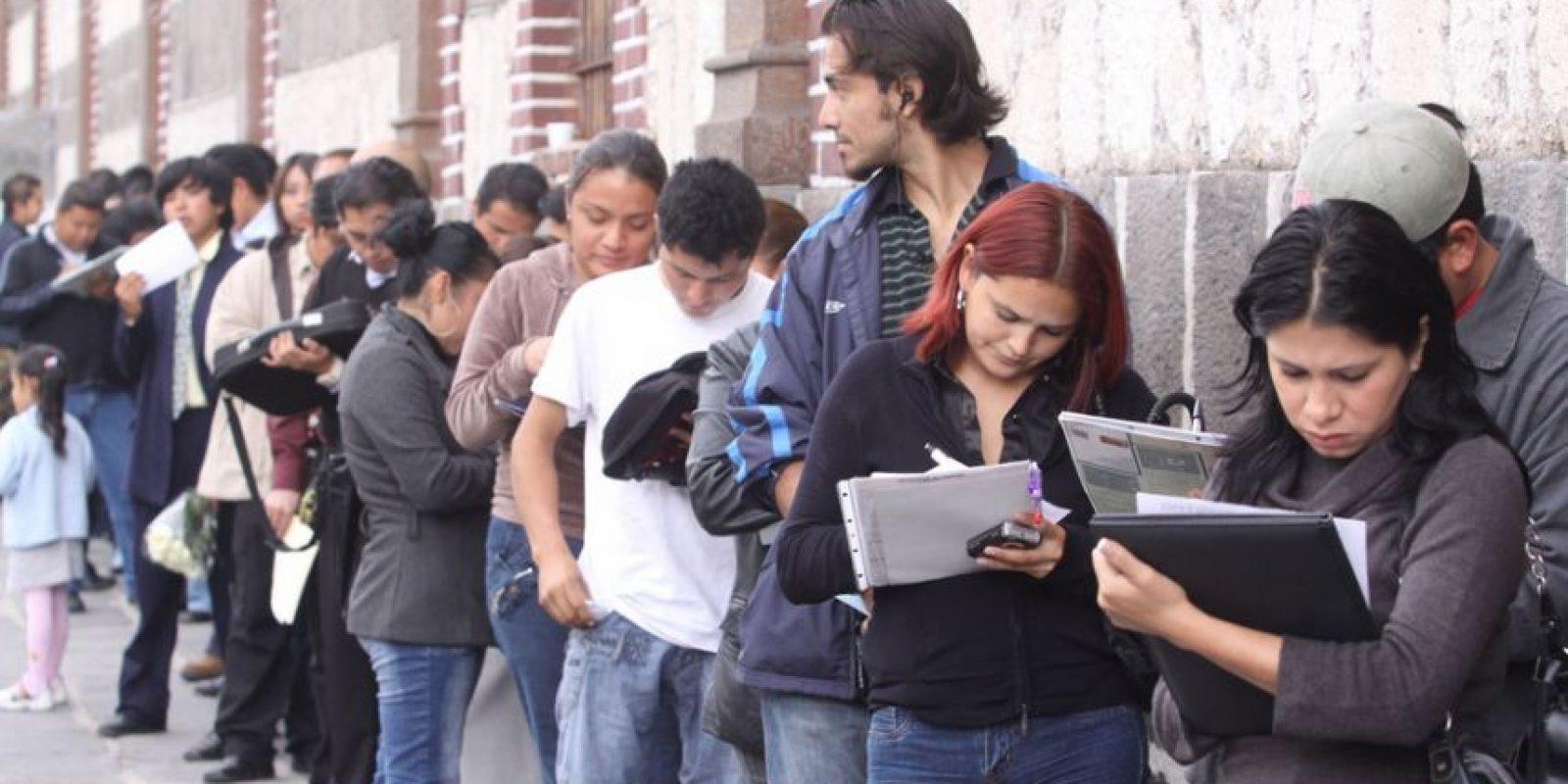 Empleo para jóvenes en Bogotá Foto:Archivo