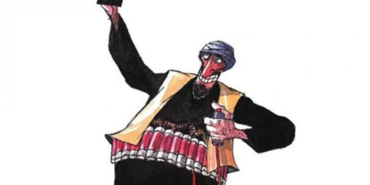 FOTOS: Lanzan concurso de caricaturas para burlarse de Estado Islámico