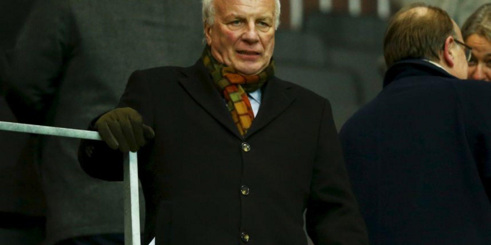 Greg Dyke, Presidente de la Asociación de Fútbol Inglés (FA) Foto:Getty Images