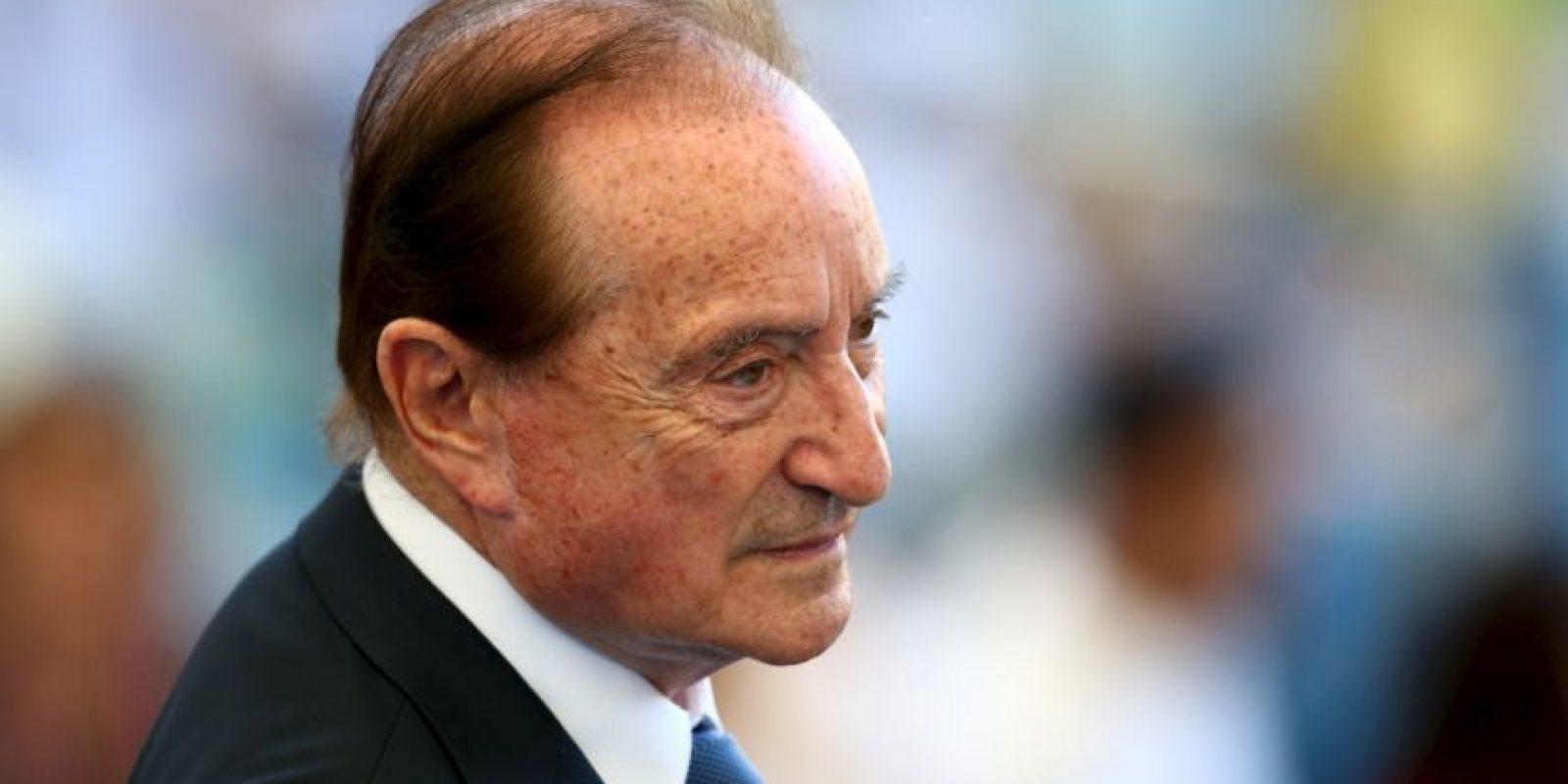 Vicepresidente de la Confederación Sudamericana de Fútbol ( CONMEBOL) y vicepresidente de la FIFA Foto:Getty Images