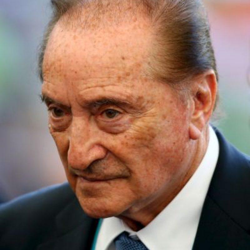 Eugenio Figueredo Foto:Getty Images