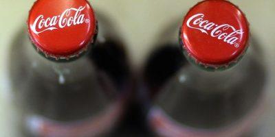 8) Coca-Cola – 84 mil millones de dólares. Foto:Getty Images