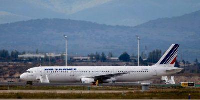 Un avión de la aerolínea Air France estuvo apunto de chocar contra un volcán activo en África Foto:Getty Images