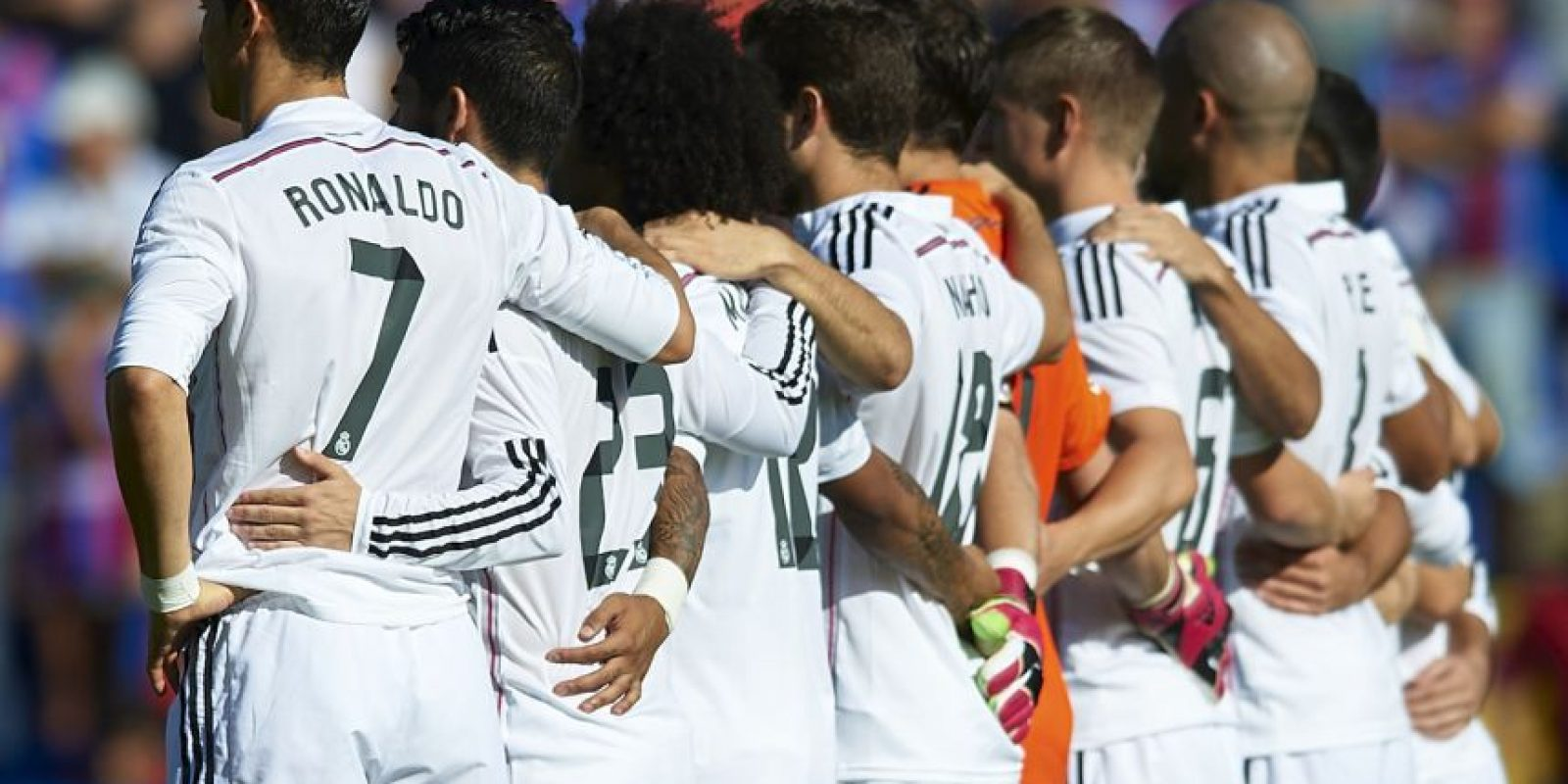 7. Hizo del Real Madrid una familia Foto: Getty Images