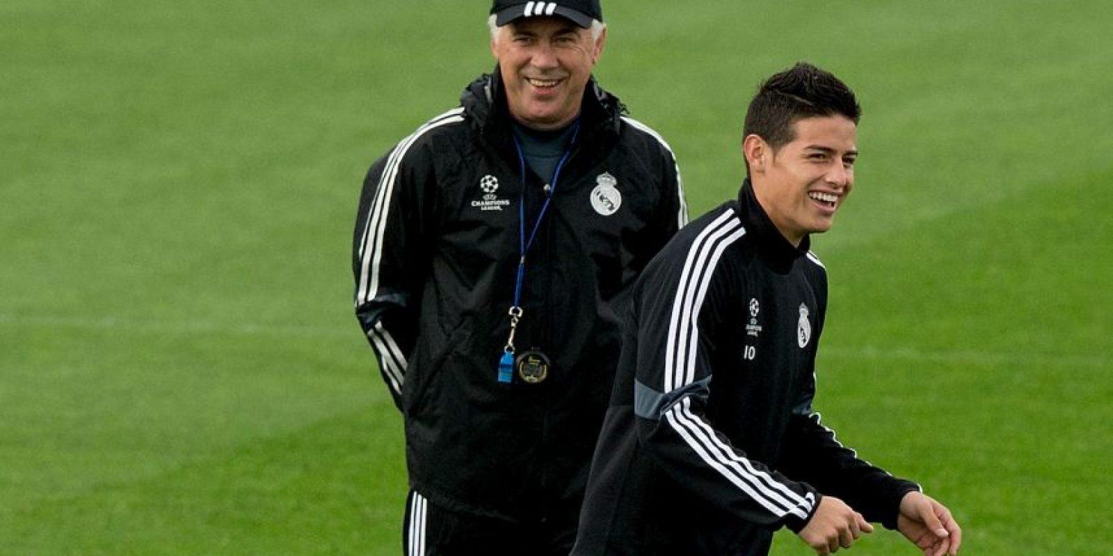 """2. Fue el """"pacificador"""" del Real Madrid Foto:Getty Images"""