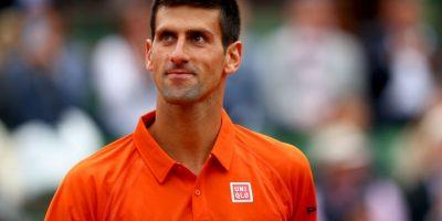 El número uno del mundo, Novak Djokovic, no tuvo problemas para derrotar al finlandés Jarkko Niemin. Foto:Getty Images