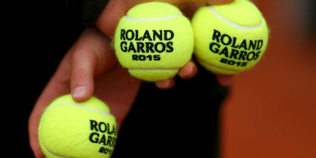 FOTOS: Lo más destacado del día 3 en Roland Garros