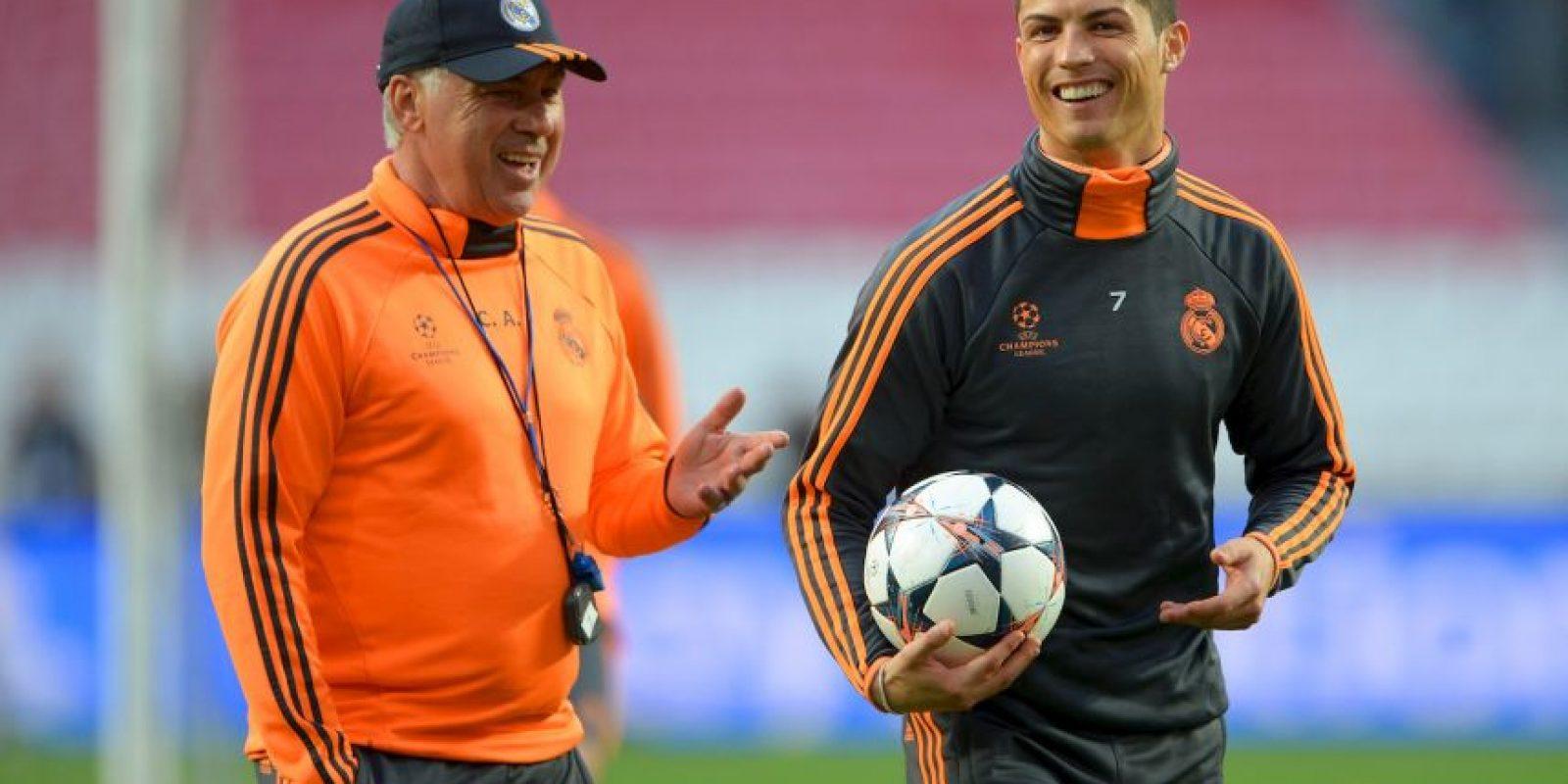 3. Siempre defendió a su futbolistas Foto:Getty Images