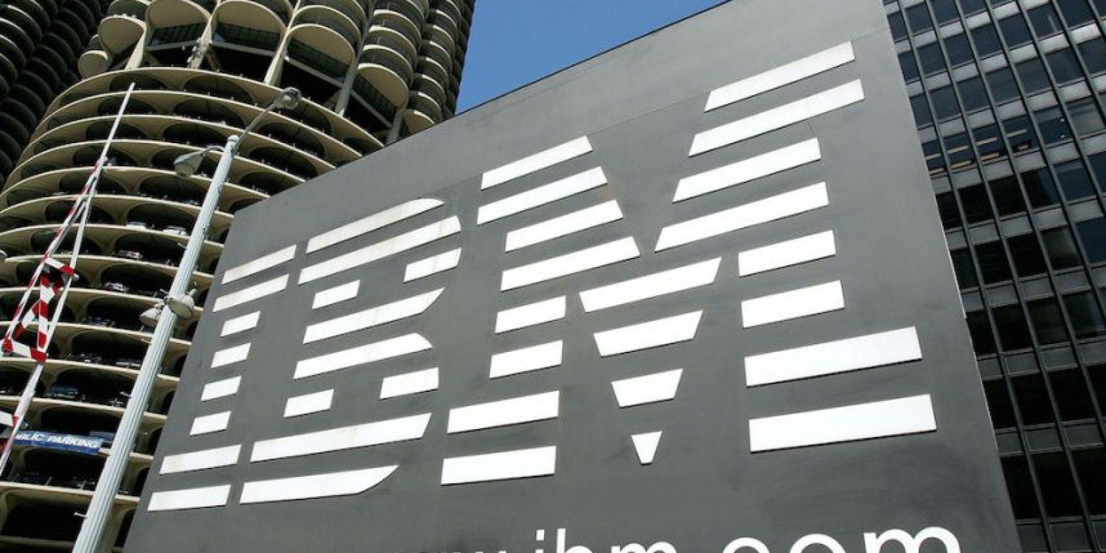 4) IBM – 94 mil millones de dólares. Foto:Getty Images