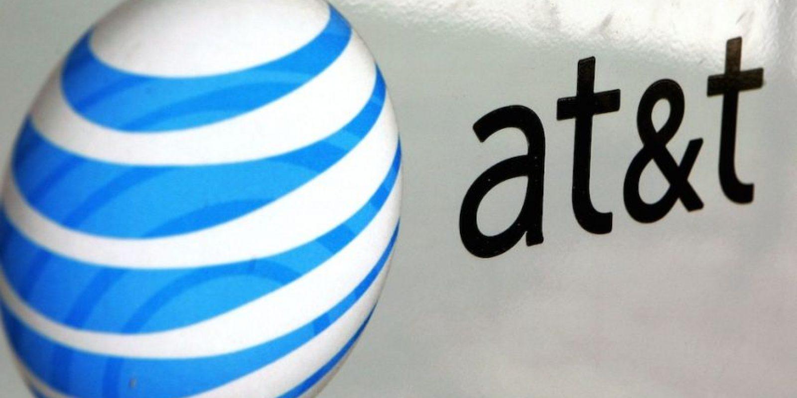 6) AT&T – 89 mil millones de dólares. Foto:Getty Images
