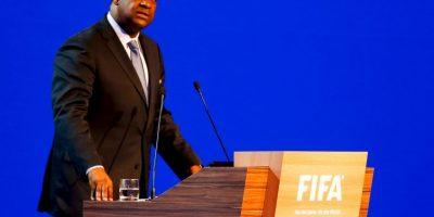 Presidente de la Confederación de Fútbol de América del Norte, América Central y del Caribe (CONCACAF) y vicepresidente de la FIFA. Foto:Getty Images