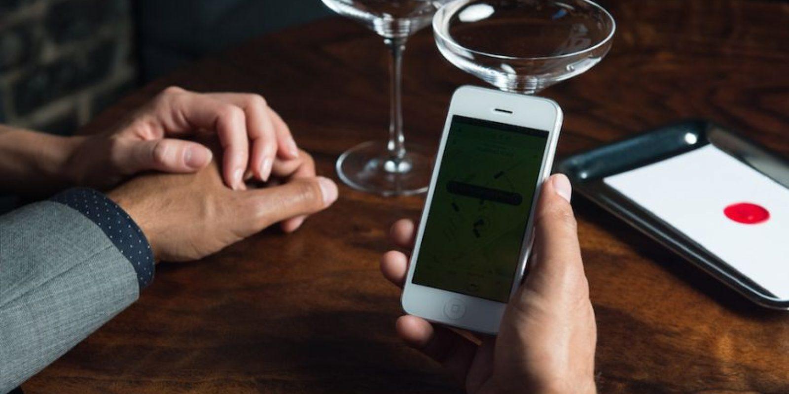 Para registrarse es necesario tener una tarjeta bancaria. Foto:Uber