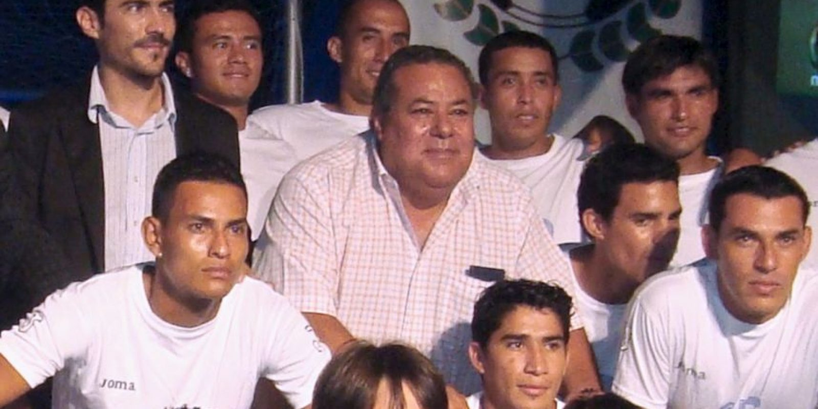 Expresidente de la Federación nicaragüense de fútbol y funcionario de la FIFA. Foto:Getty Images