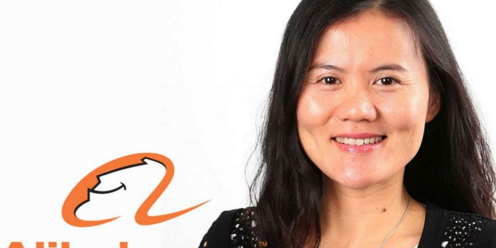 Lucy Peng- La CEO de Ant Financial Services, Alibaba Group ocupa el puesto 33. Tiene 42 años. Foto:Captura de pantalla