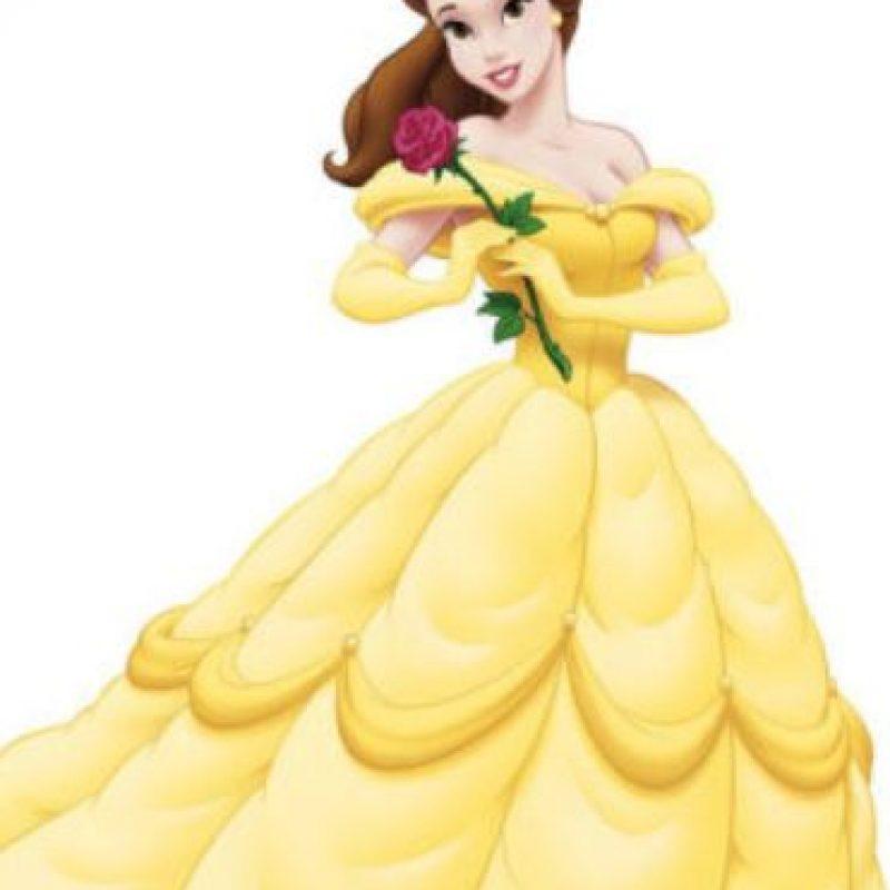 Con Bella, se pueden crear otras formas. Foto:vía Disney