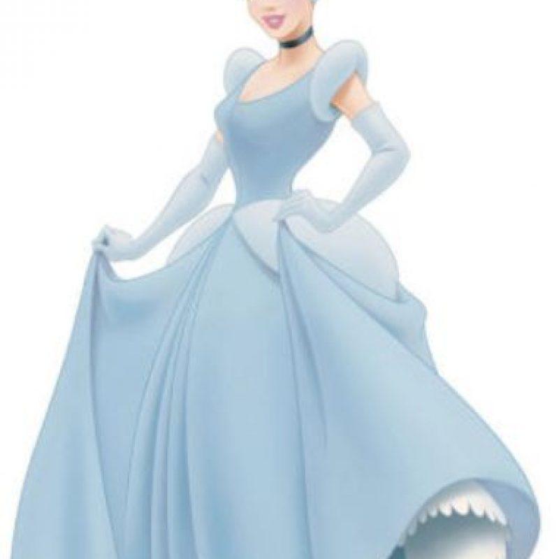 Con Cenicienta se pueden ir por looks más románticos y conservadores. Foto:vía Disney