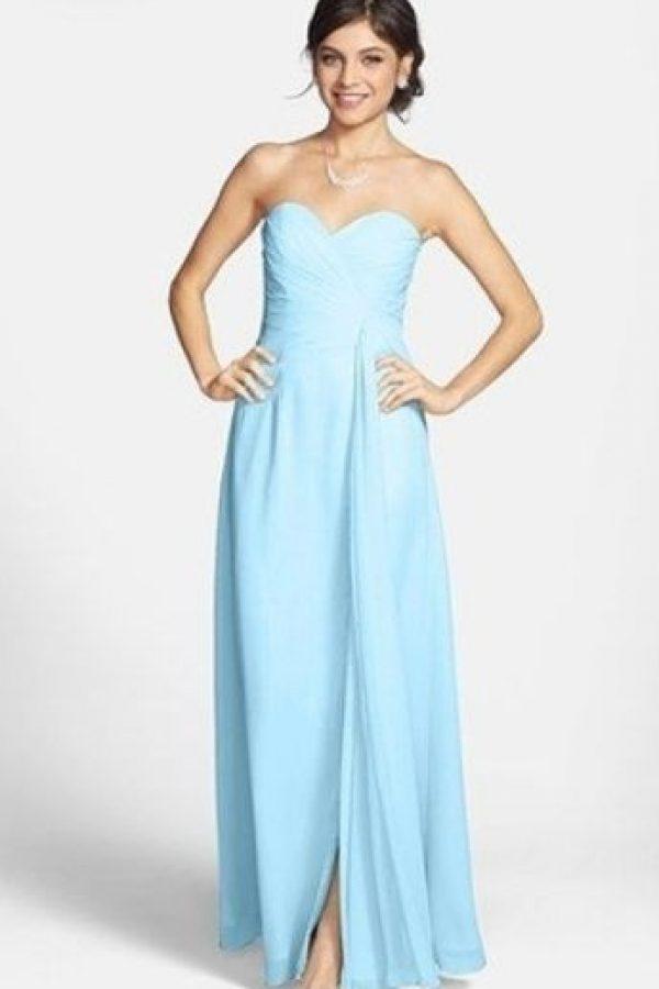 Un vestido de prom. Foto:vía Usa Trend