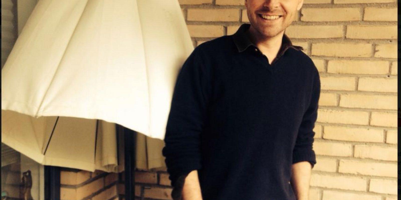Asger Juhl, uno de los presentadores, que mató al animal. Foto:Vía Facebook.com/AsgerJuhl