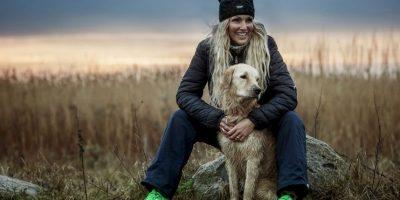 Linse Kessler fue la protectora animal invitada al programa de radio que intentó salvar al conejo. Foto:Vía Facebook.com/LinseKessler