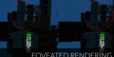 Un sensor ubicará el punto donde se posicione nuestra visión para activar ciertas funciones del juego Foto:FOVE / Kickstarter